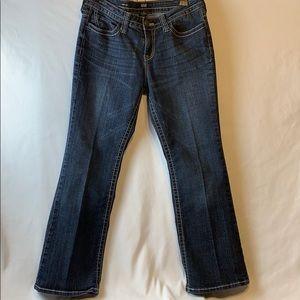 a.n.a boot cut jeans